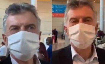 Reapareció Macri desde Francia y evitó hablar de la Justicia | Escuchas ilegales