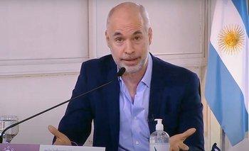 Cuarentena en AMBA: Larreta elogió a los tests del Conicet | Coronavirus en argentina