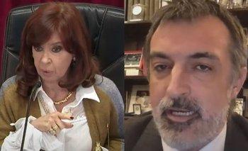 Video: CFK retó a Bullrich y silenció su micrófono | Congreso