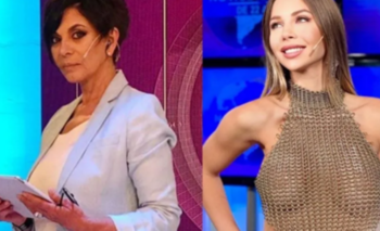 La furiosa reacción de Mónica Gutiérrez contra Malaspina | Medios
