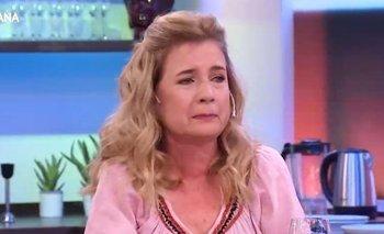 Mercedes Ninci tuvo que ser internada luego de su llanto en vivo | Televisión