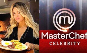 Wanda Nara habló de su posible incorporación a MasterChef | Masterchef celebrity