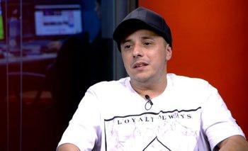 El Dipy defendió a la dictadura y deslizó un mensaje golpista   Televisión