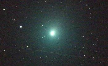 Misterio en el espacio: descubren un cometa que emana mucho alcohol   Espacio exterior