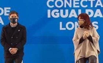 CFK mencionó a L-Gante para recalcar la importancia de Conectar Igualdad | Cristina kirchner