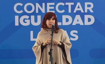 Cristina Kirchner destruyó una nueva operación del Grupo Clarín | Pobreza