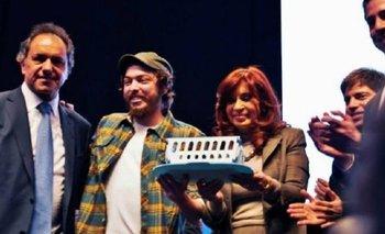 Cristina Kirchner homenajeó a Tiago Ares, el creador de Qunita   Plan qunita