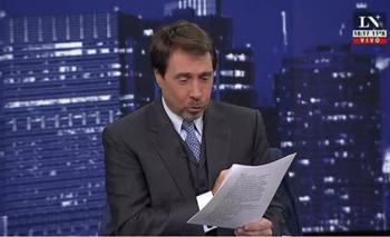 Feinmann derrapó y recitó a L-Gante en vivo | Eduardo feinmann