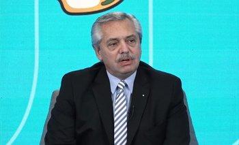 Alberto afirmó que en septiembre llegará el repunte fuerte de la economía | Reactivación económica