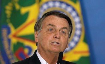 """Bolsonaro se prepara para enfrentar a Lula y habla de """"fraude""""   Jair bolsonaro"""