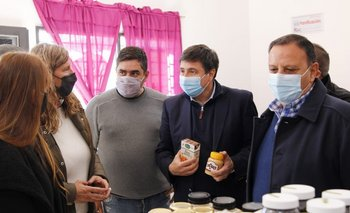 Arroyo elogió el modelo de gestión social del gobierno riojano   La rioja