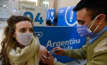 El 96% de los bonaerenses mayores de 60 años fueron vacunados   Coronavirus en argentina