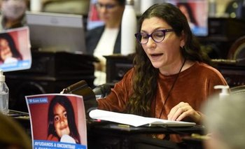 El emotivo homenaje de Mónica Macha a Horacio González en Diputados | Congreso
