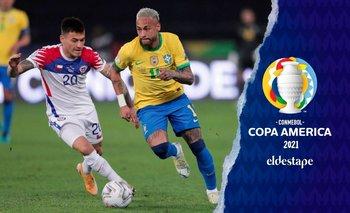 Copa América 2021: Brasil es semifinalista y se mantiene como candidato   Copa américa 2021