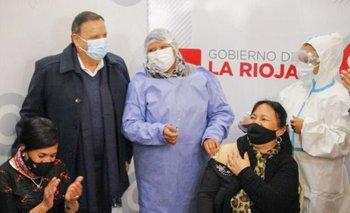 La Rioja, una de las primeras provincias en vacunar a todos los grupos etarios   Coronavirus en argentina