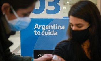 Argentina ya tiene al 50% de su población vacunada | Segunda ola de coronavirus