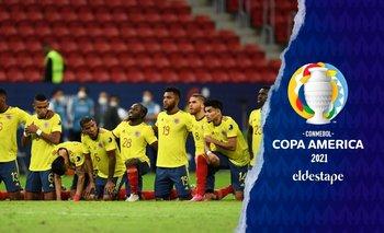 Copa América 2021: Colombia, la tercera semifinalista tras vencer a Uruguay | Copa américa 2021