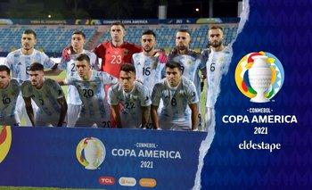 El renacer de la Selección: hay vida más allá de Messi | Copa américa 2021