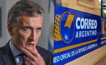 Correo: un informe ratificó que el acuerdo de Macri perjudicaba al Estado | Deuda del correo argentino