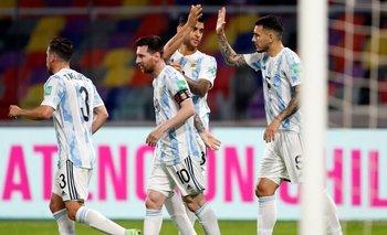 La Selección perfila el equipo para jugar ante Paraguay | Selección argentina
