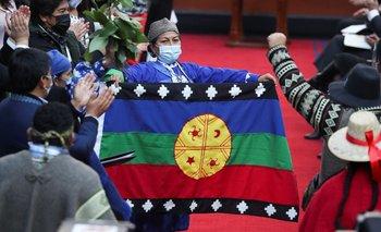 Una dirigente mapuche conducirá la Constituyente chilena   Chile