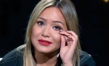 La reacción de Karina La Princesita tras protagonizar un accidente de tránsito | Karina la princesita