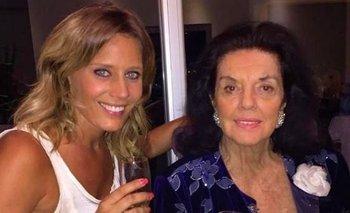 Rocío Marengo compartió su pesar tras la muerte de Marta Fort | Rocío marengo