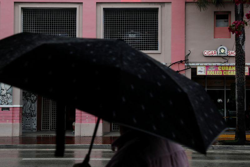El huracán  Elsa golpeó Florida tras dejar fuertes lluvias en Cuba | Fenómenos naturales