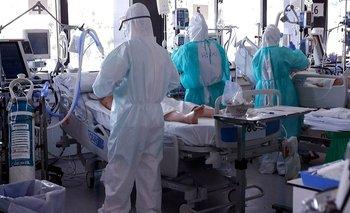 COVID-19: Casi el 60% de los internados en UTI murieron    Coronavirus en argentina