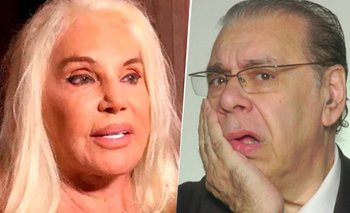 Enrique Pinti defendió al país y destrozó a Susana Giménez | Farándula