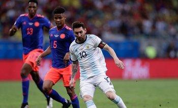 El historial caliente y lleno de perlas entre Argentina y Colombia   Copa américa 2021