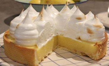 La receta más fácil para hacer lemon pie | Cocina