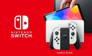 Nintendo anunció OLED, la nueva consola de la familia de Nintendo Switch | Gaming