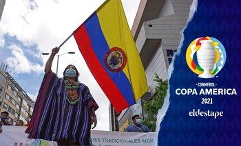 Argentina vs. Colombia y la Copa América de los derechos humanos | Copa américa 2021