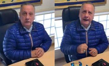 Hugo Basilotta parodió el spot de candidatura de Brian Lanzelotta | Brian lanzelotta