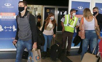Vuelos: chispas con las empresas y sigue el cupo, con dudas | Coronavirus en argentina