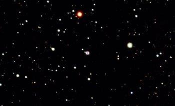 Un nuevo tipo de explosión masiva formó una estrella misteriosa   Espacio exterior