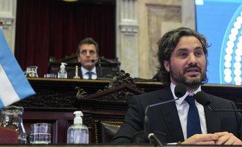 Con clima electoral, Cafiero se sube al ring de la Cámara de Diputados | Congreso