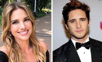 ¿Qué relación tiene Alessandra Rampolla con Diego Boneta? | Televisión
