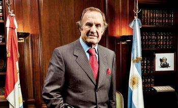 Murió Reutemann: el Gobierno decretó dos días de duelo en todo el país | Carlos reutemann