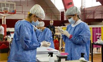 Comenzó la inscripción para mayores de 30 añosen CABA   Coronavirus en argentina