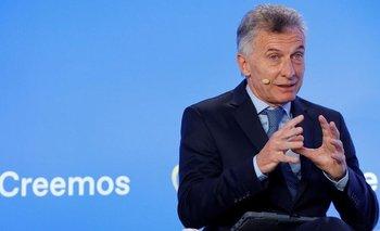 Macri comparó al Estado con una cancha de futbol | Mauricio macri