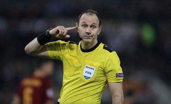 Eurocopa: un ex árbitro denunció la corrupción en el arbitraje | Eurocopa