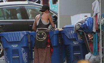 Fue una modelo exitosa, perdió su trabajo y ahora vive en la calle | Farándula