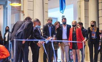 La Rioja: inauguraron obras de recuperación del Paseo Cultural Castro Barros   La rioja