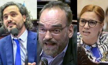 El comentario de Cafiero que enfureció a los diputados de Cambiemos | Santiago cafiero
