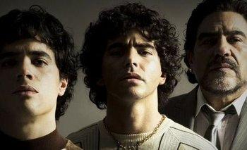 Nuevas pistas de cómo será la serie de Maradona   Series