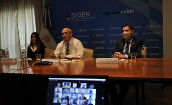 Nación realizó una jornada de transparencia en la gestión de la obra pública   Sigen