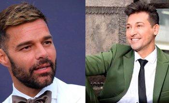 La anécdota de Pablo Ruiz que terminó en un pico con Ricky Martin | Farándula