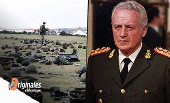 El día que Galtieri admitió la operación Malvinas como plan criminal | Dictadura